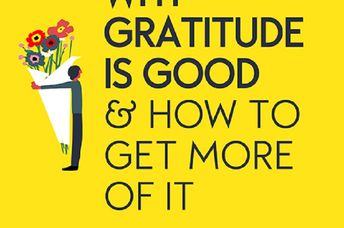 Goodnet infographic on Gratitude