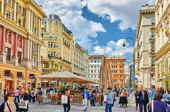 Vienna is at the top of the ranking for the seventh time in a row. (Brian Kinney / Shutterstock.com)