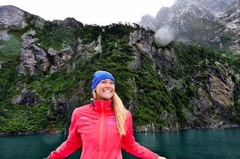 Cassie DePecol wants to become the youngest woman to visit all 196 countries on earth.  (Cassie DePecol)