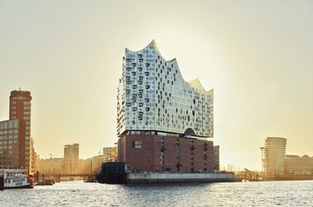 Hamburg's Elbphilharmonie is one of the largest and acoustically most advanced concert halls in the world. (Maxim Schulz)