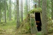 If you're seeking a survivalist adventure, this Swedish hut hotel is the perfect choice for you. (WildSweden)