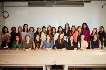 SheWorx organizes roundtable events for female entrepreneurs all over the world. (SheWorx)