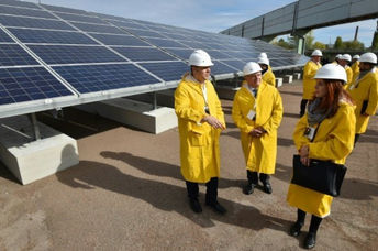 Solar will give a new lease on life to the contaminated site, as well as diversify Ukraine's power sources.