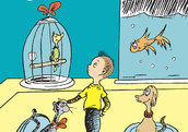 Dr. Seuss' posthumously published book What Pet Should I Get?
