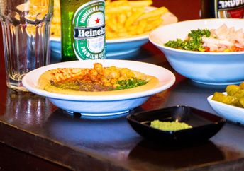 Hummus at Humus Bar