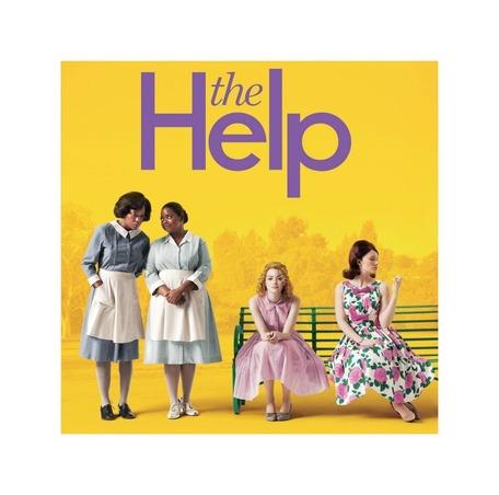 The Help by Kathryn Stockett book cover