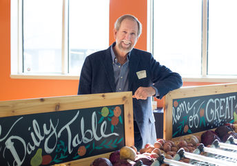 Doug Rauch is the founder of Daily Table