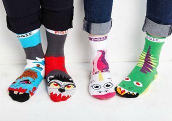 Pals Socks on Kids