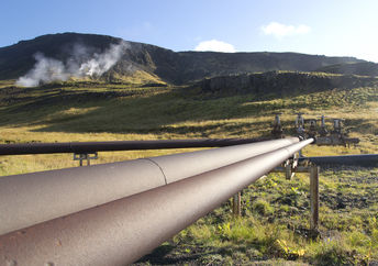 Iceland's geothermal pipeline