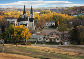 Medicine Hat, Canada decided that having a roof over one's head is a fundamental human right. (Shutterstock)