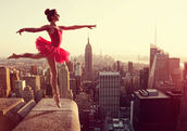 Choosing bravery over comfort is when you accomplish things you never thought you could do (Shutterstock)