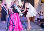 Autumn Kinkade is crowned Miss Passionate 2017