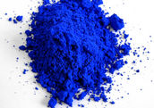 Scientists at Oregon State University accidentally discovered a new shade of blue.