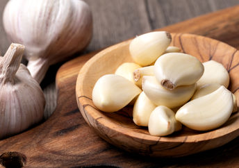 Check out the healthy garlic benefits.