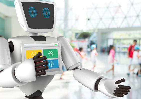 Robots in your Connected Home