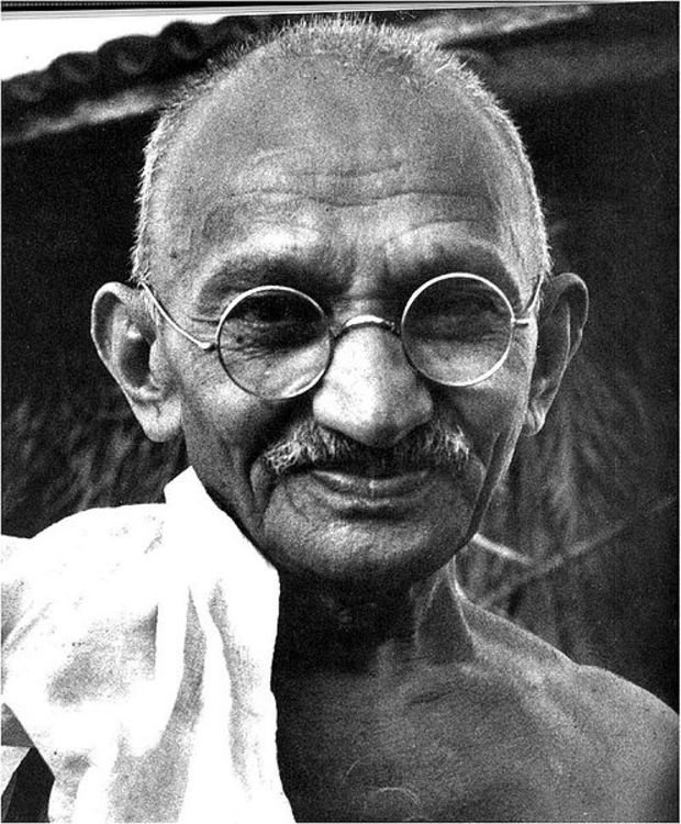 the person i admire the most is mahatma gandhi Mahatma gandhi works, and he gives his all money to poor and needy people of india and that's why he was not reach he always cares about his people and about their freedom.