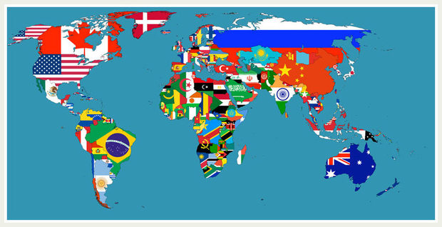 I Need A Map Of The World.9 Maps To Change How You See The World Goodnet