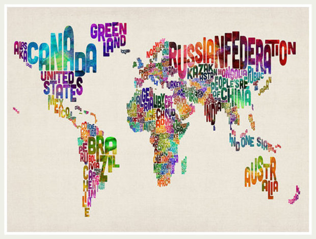9 Maps to Change How You See the World Goodnet