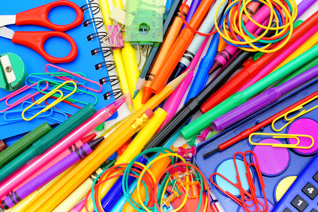 5 diy back to school supplies for a colorful and fun year for Arts and crafts stores near me