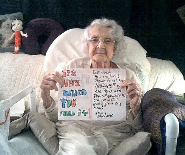 Essay on elderly people