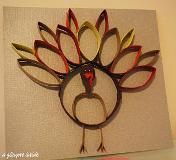 Green thanksgiving craft ideas list goodnet