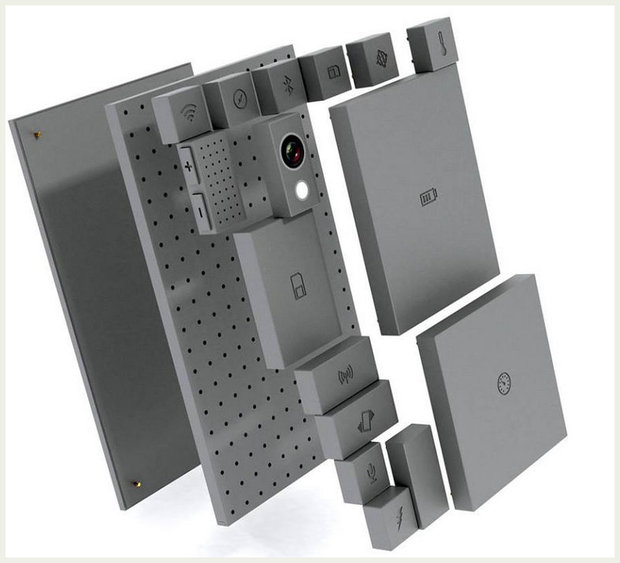 Screenshot of Phonebloks
