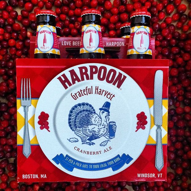 The Harpoon Brewery