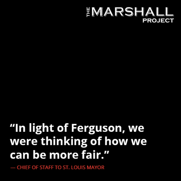 A thought-provoking quote from The Marshall Project