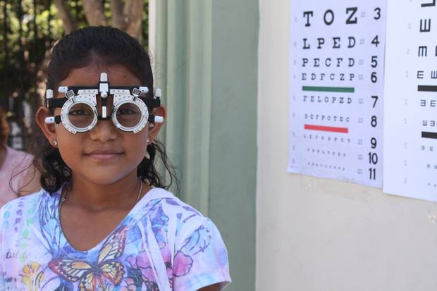 VisionSpring brings glasses to developing nations