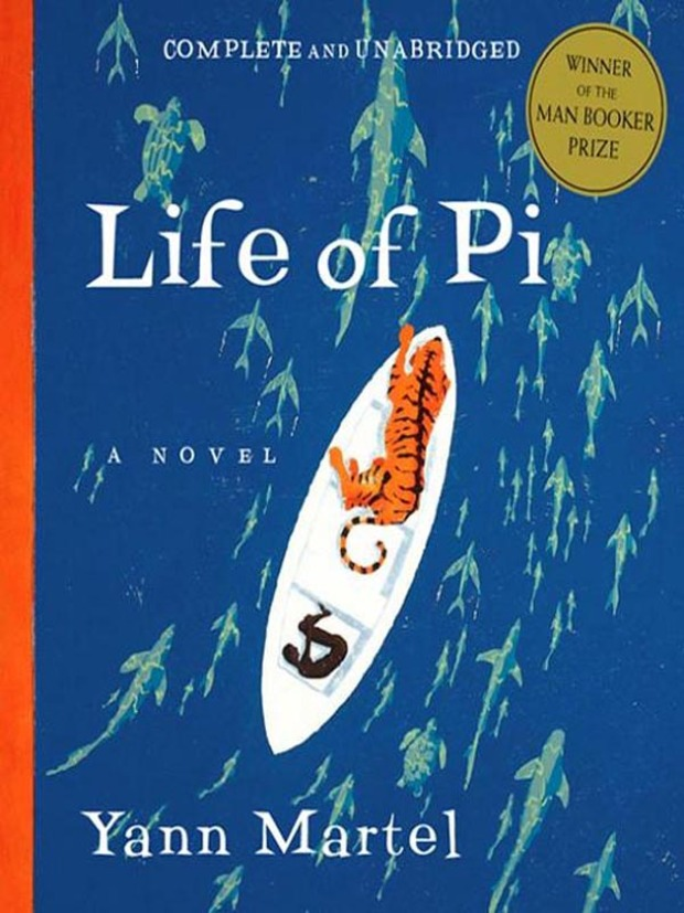 Life-changing books: Life of Pi
