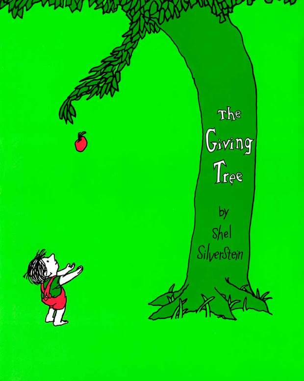 Life-changing books: The Giving Tree