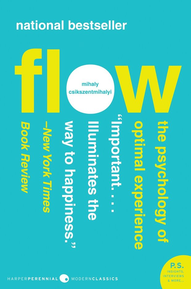 Life-changing books: Flow