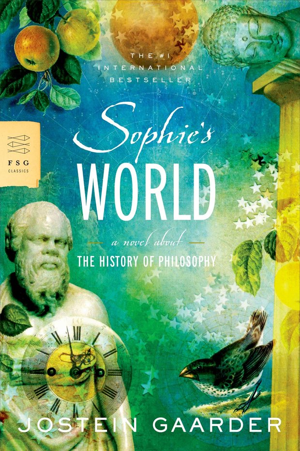 Life-changing books: Sophie's World