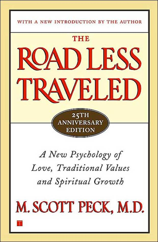 Life-changing books: The Road Less Traveled