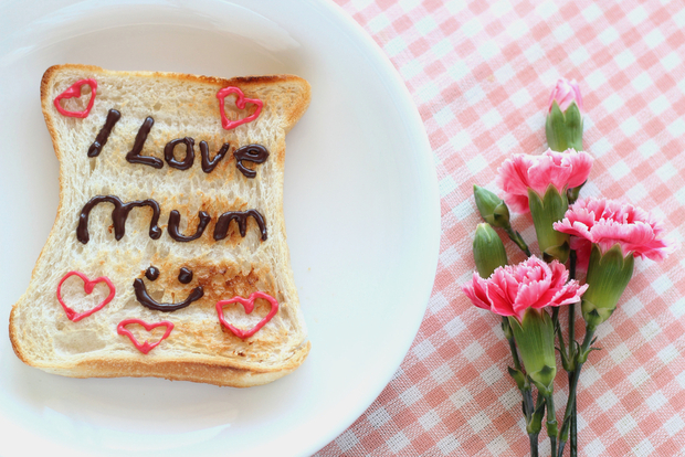 6 tips to help your kids plan a memorable mother s day for Good ideas for mother s day breakfast in bed