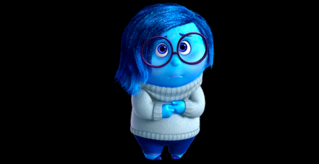 Inside out sadness and google on pinterest