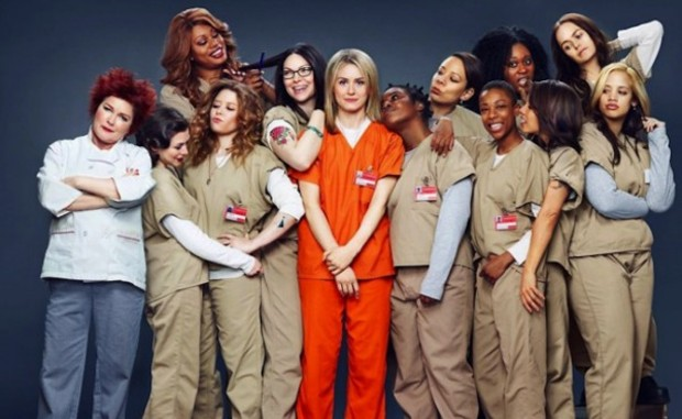 The cast of Orange is the New Black - strong, real women