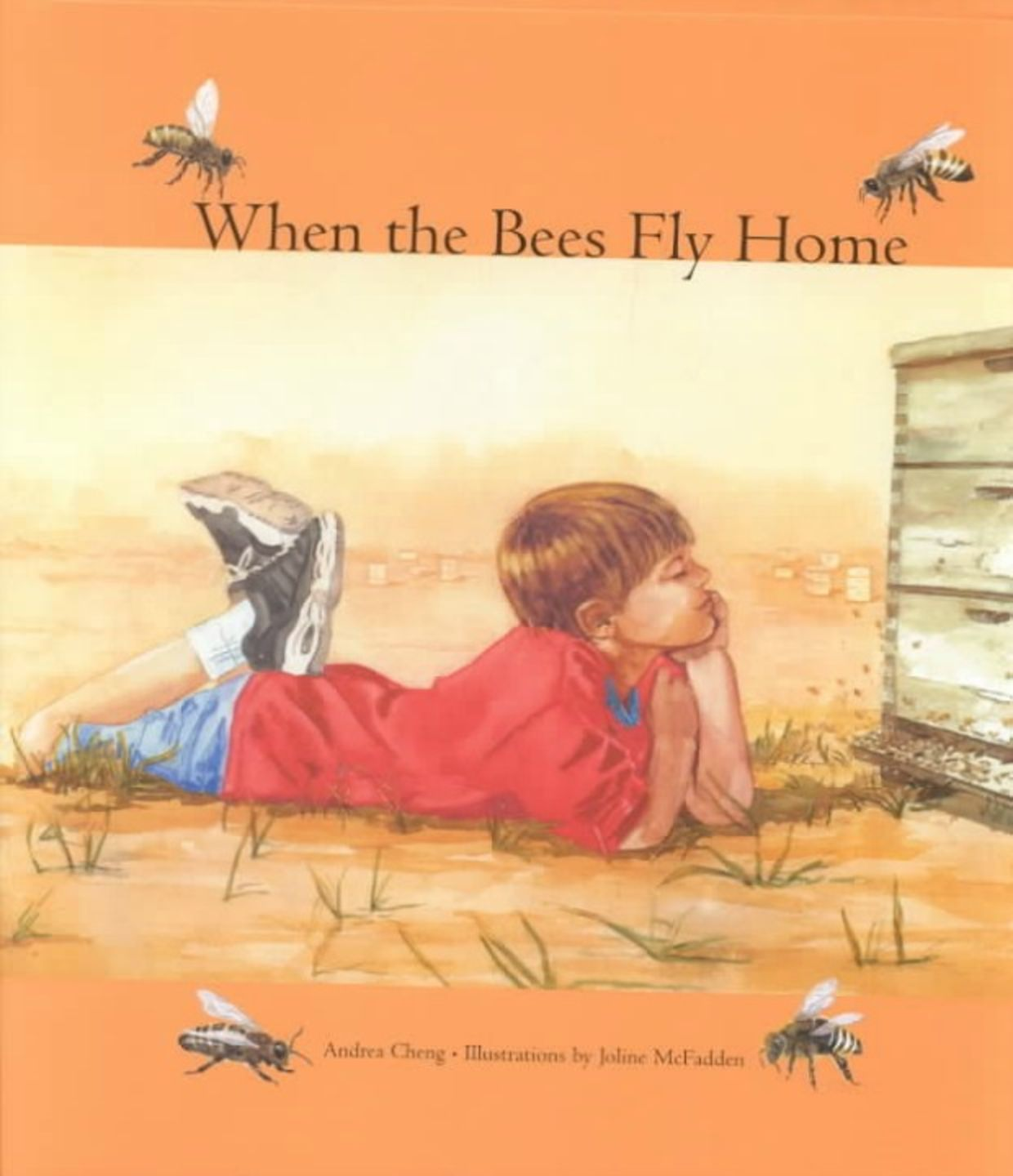 When the Bees Fly Home is a children's book that redefines gender roles