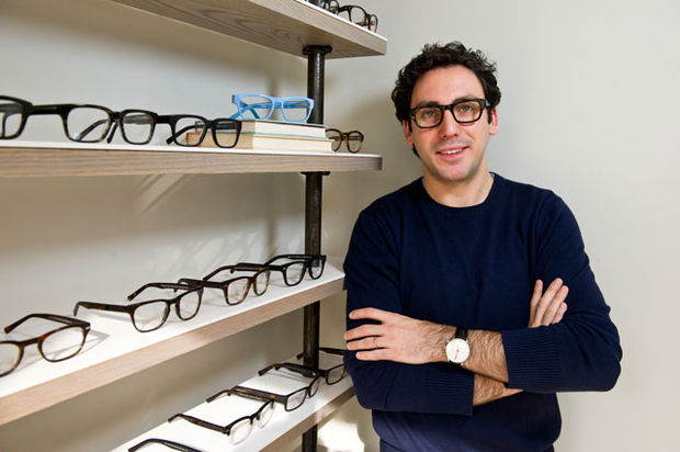 Neil Blumenthal, CEO of Warby Parker