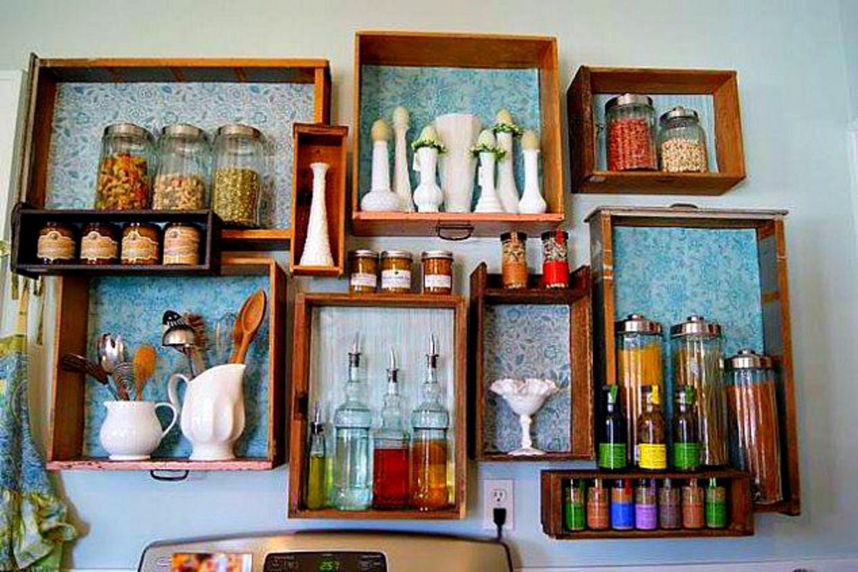 The art of upcycling 7 diy home decor ideas goodnet for Good home decor stores