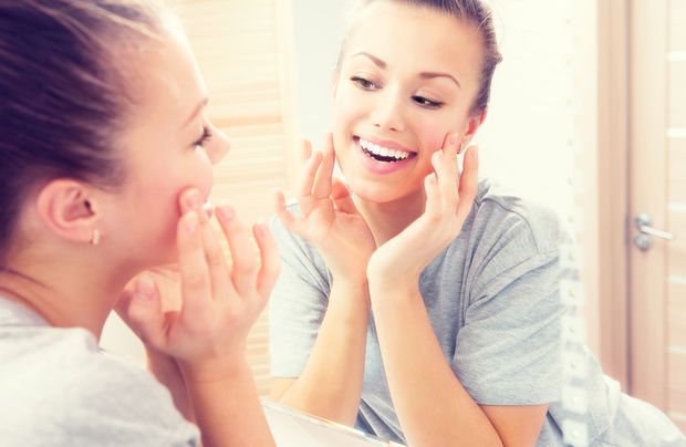 Home-made spot treatments for healthy skin