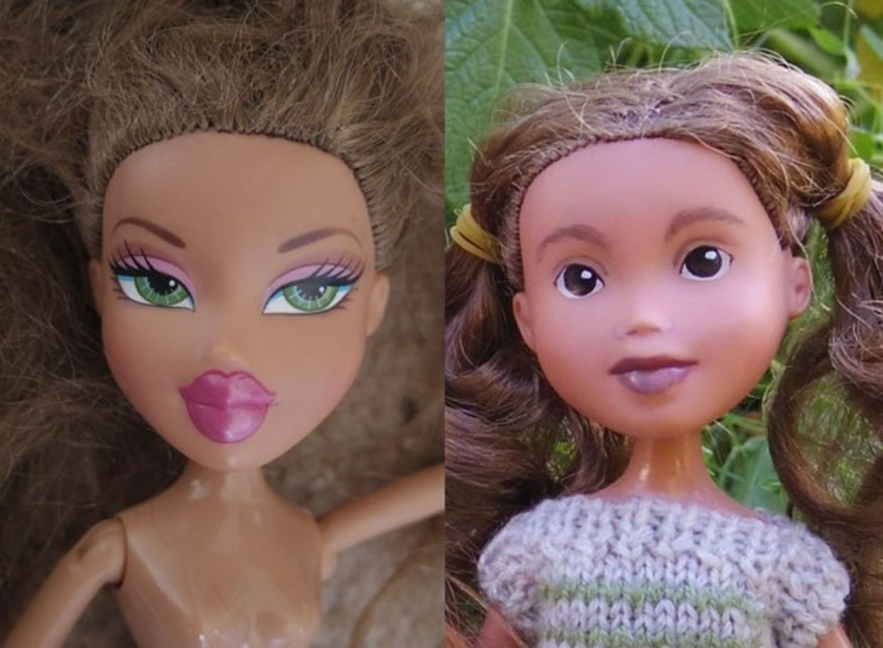 Tree Change Doll transformation