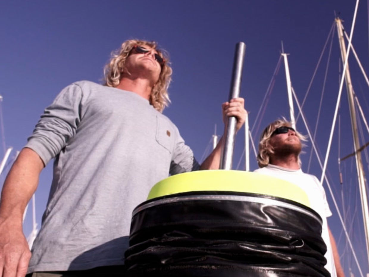 The Seabin is a genius new invention