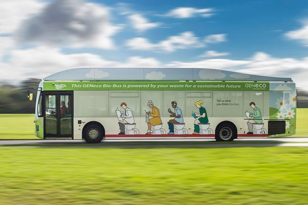The BioBus is a genius new invention