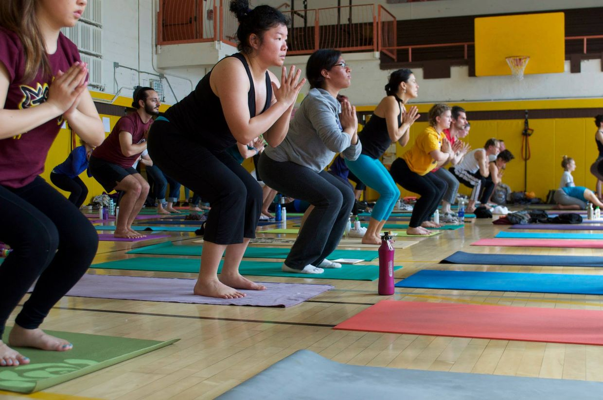 RISE Yoga for Youth's 2nd Annual Yogathon