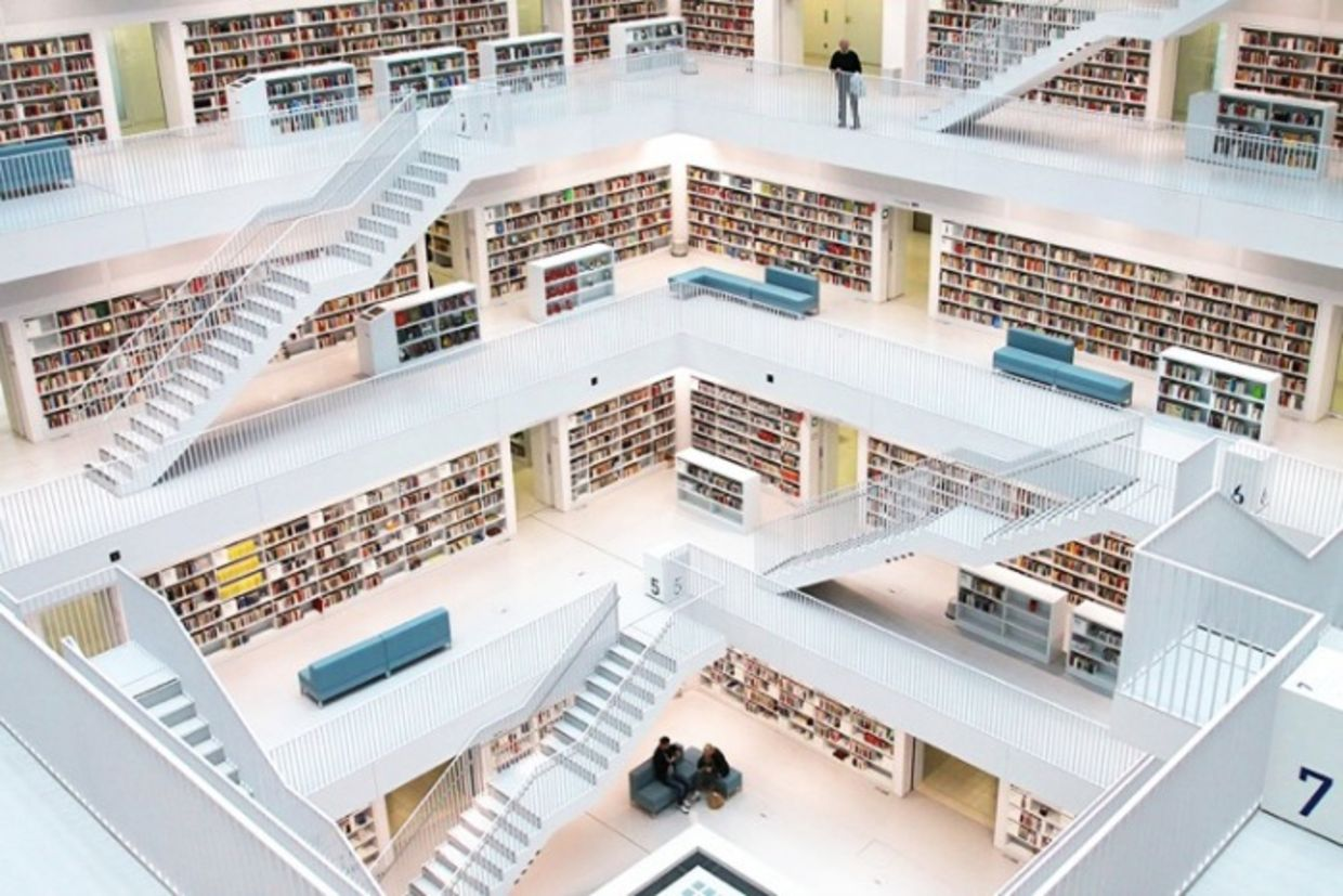 11 Of The Most Beautiful Libraries Around The World Goodnet