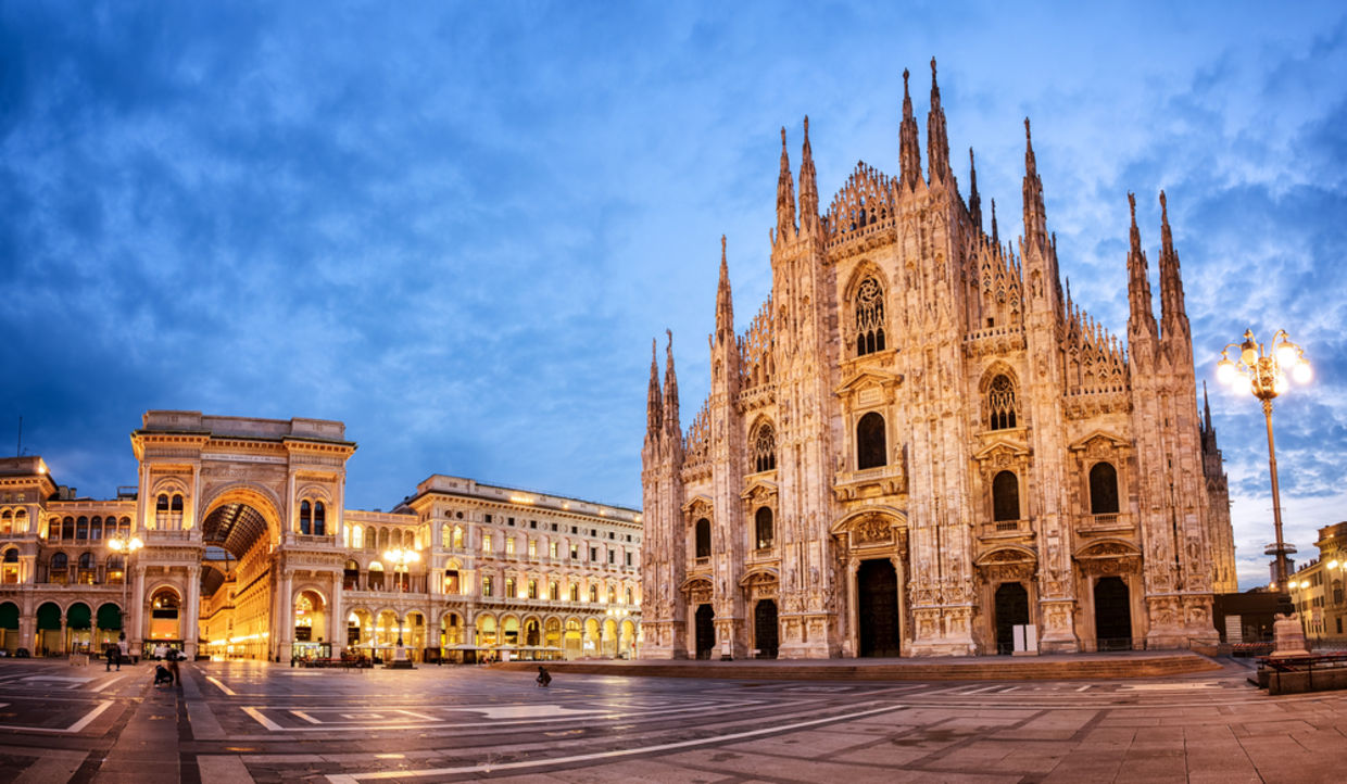 Milan is the winner of the 2016 EU Access City Awards. (Photo: Shutterstock)