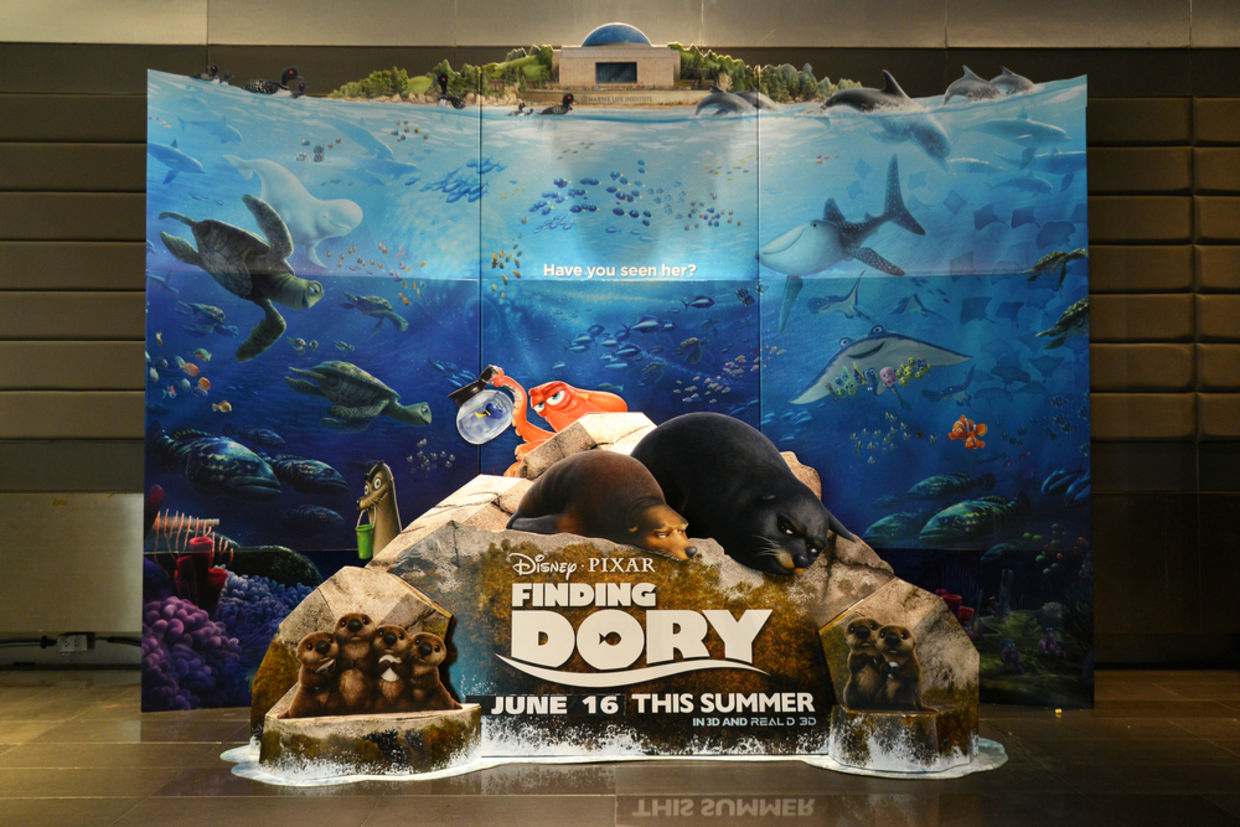 life lessons hidden in quotes from pixar s finding dory goodnet