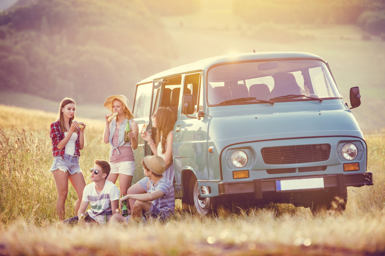 Road trips can be the perfect combination of adventure and giving back. (Shutterstock)