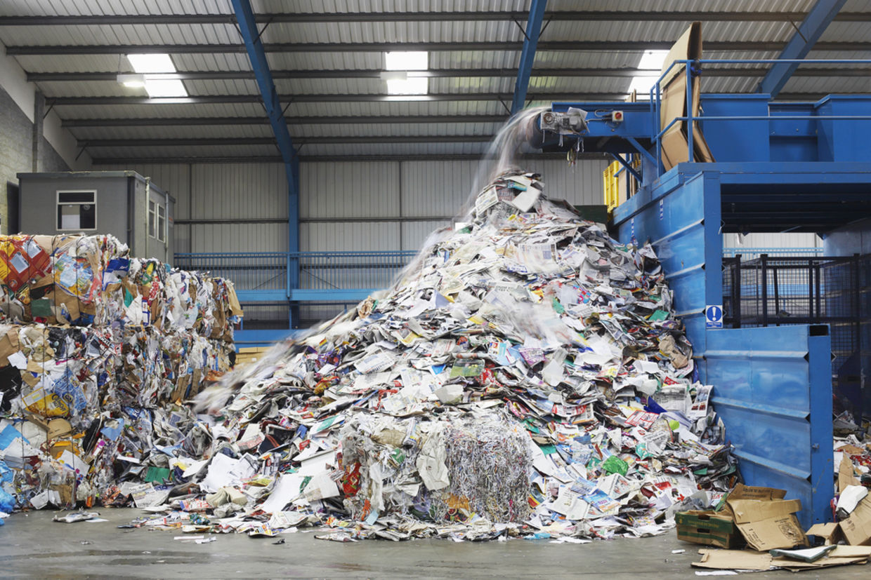 With the right tech and proper awareness, we can take big step towards a trash free future. (Shutterstock)